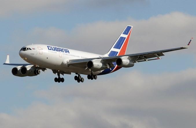 Rosja pomoże kubańskim liniom lotniczym