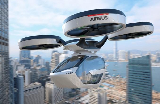 CityAirbus niedługo w powietrzu
