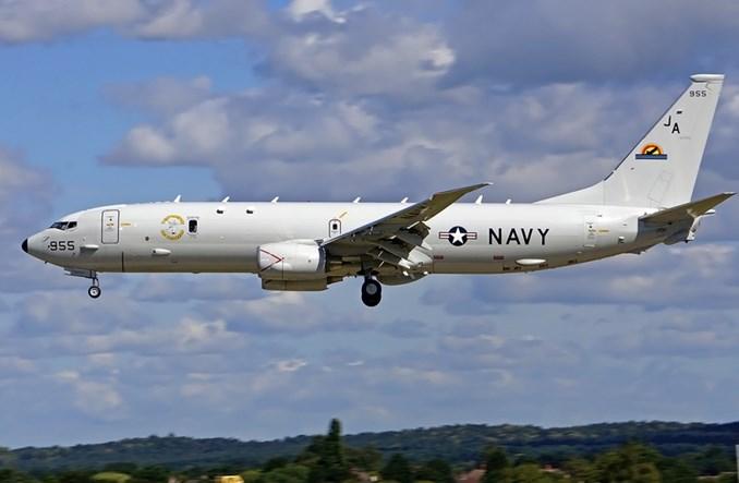 Boeing: Zamówienie na 19 maszyn P-8A Poseidon