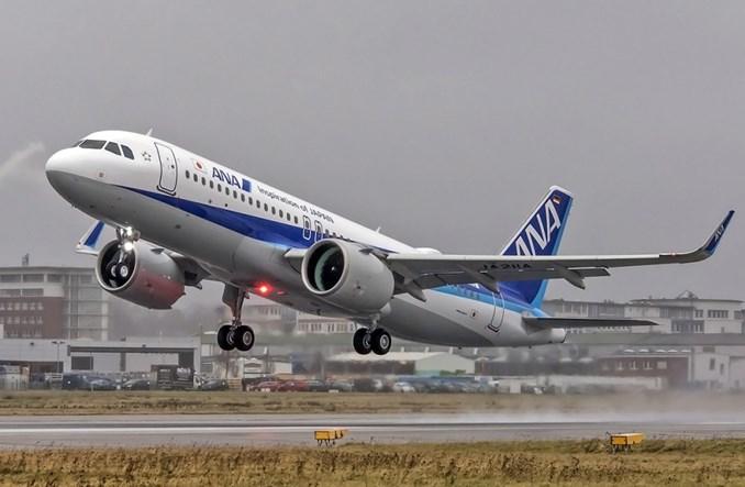 All Nippon zamawia A320neo i B737 MAX 8