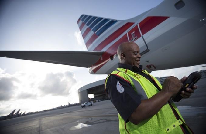 Rekordowy rok American Airlines Cargo