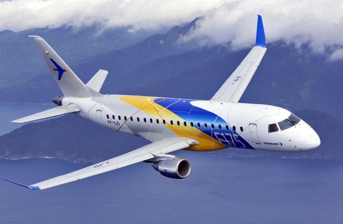 SkyWest zamówił kolejne embraery E175