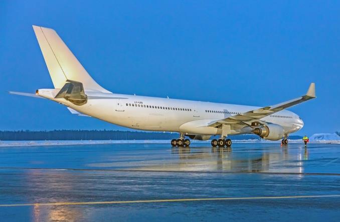 Litewski GetJet pozyskał airbusa A330-300 (ZDJĘCIA)