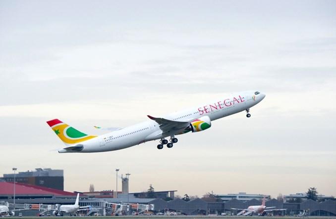 Air Senegal odebrały pierwszego Airbusa A330 przed terminem