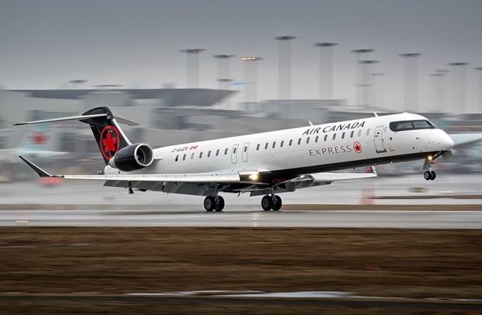 Chorus Aviation zamawia kolejne bombardiery CRJ900