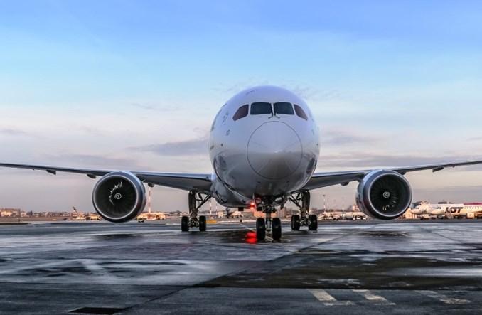 LOT: W maju koniec problemów z silnikami Dreamlinerów?