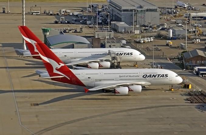 Qantas straciły dwa mld dolarów i uziemią A380 na trzy lata