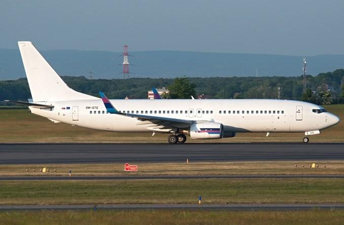 Go2Sky wynajmie Boeingi 737 NG liniom Enter Air