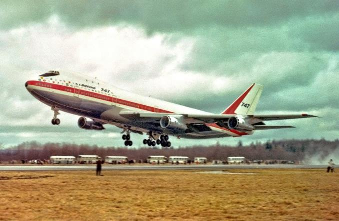 50 lat od pierwszego lotu B747