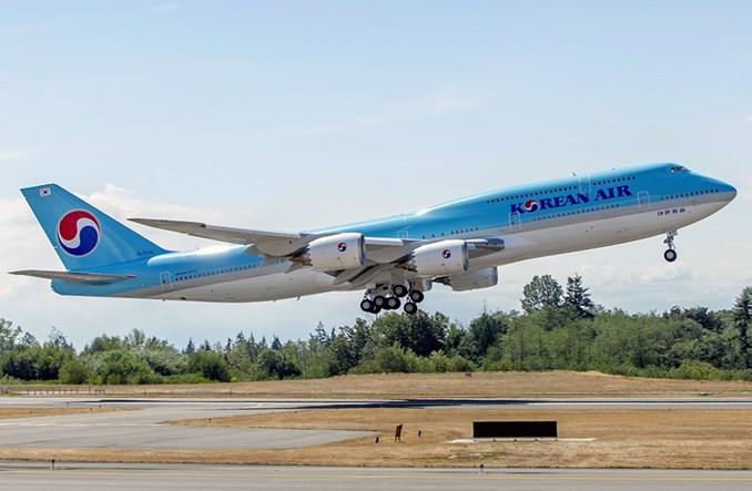 Korean Air także stawia na cargo czartery