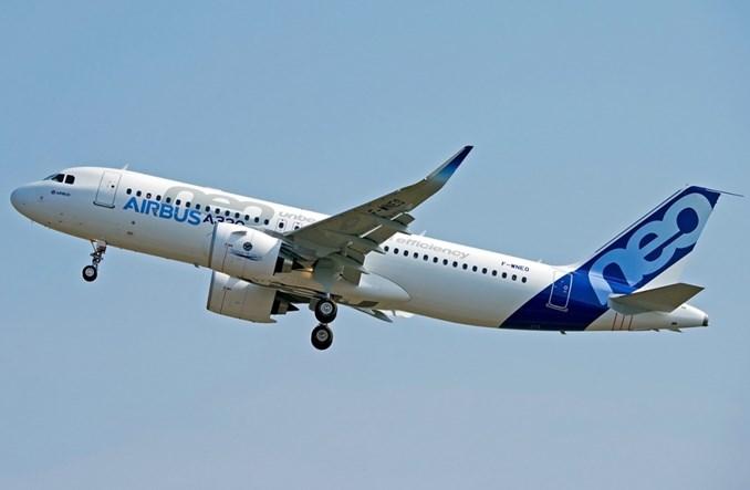 Airbus: Ponad 1,3 mld euro straty netto