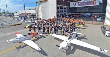 Airbus partnerem wyścigów samolotów z napędem elektrycznym