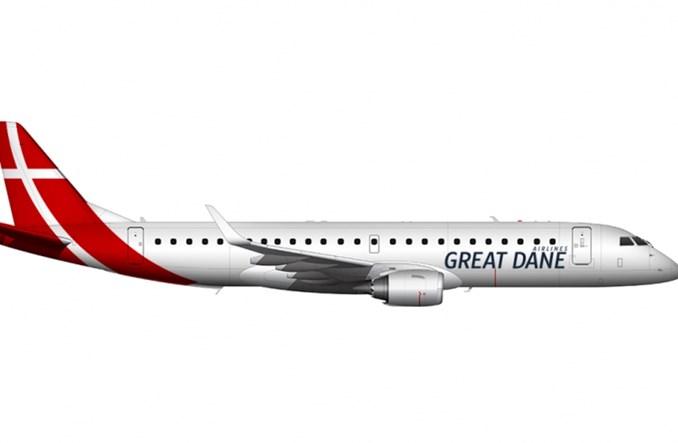 Nowy przewoźnik Great Dane Airlines startuje w czerwcu