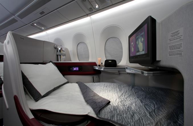 Qatar: A350 od czerwca w Warszawie