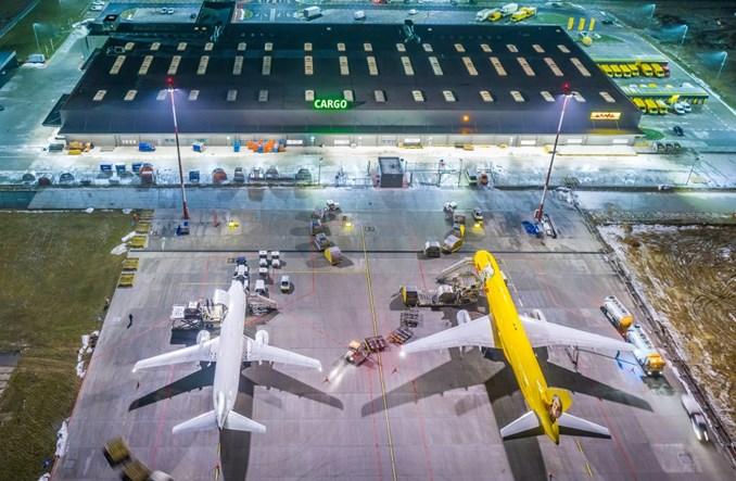 Katowice Airport: Dobry pierwszy kwartał. Rekordowy wynik cargo