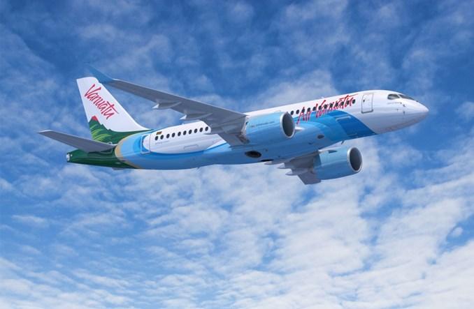 Kolejne linie lotnicze stawiają na Airbusy A220