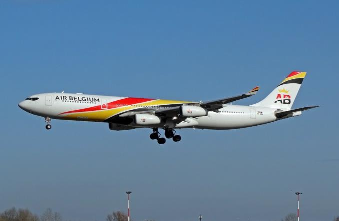 Airbus A340 Air Belgium poleci dla LOT-u
