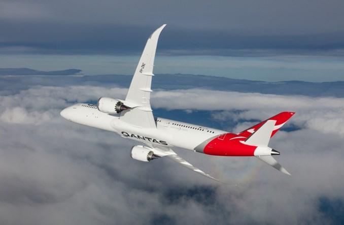 Qantas usunie 100 mln plastikowych przedmiotów ze swoich pokładów