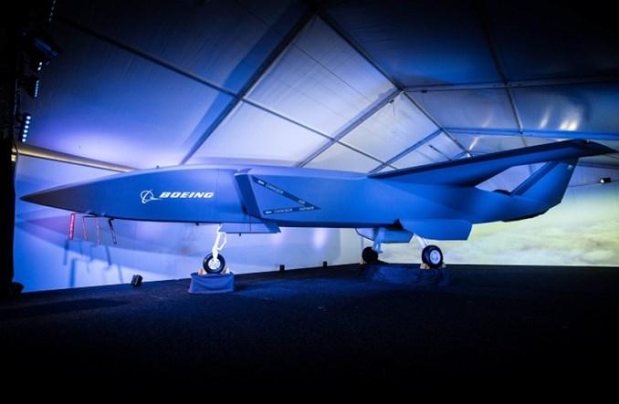 Boeing wprowadza nowy system bezzałogowy