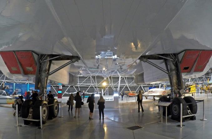 50 lat od pierwszego lotu Concorde'a