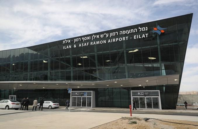 Nowe izraelskie lotnisko zainaugurowało połączenia międzynarodowe