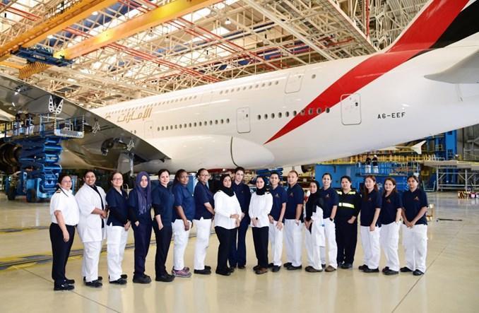 Grupa Emirates świętuje Międzynarodowy Dzień Kobiet
