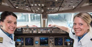 Stereotypy w lotnictwie. Warto je zwalczać