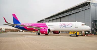 Wizz Air zbazuje w Krakowie trzy samoloty. Ruszają nowe połączenia