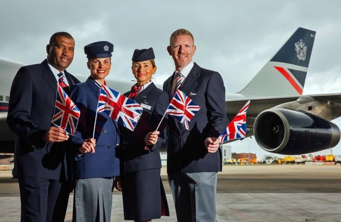 British: Kolejny B747 w barwach retro (ZDJĘCIA)