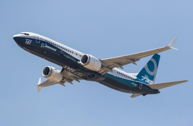 Boeing i outsourcing  przy 737 MAX