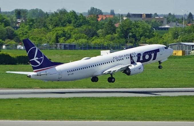LOT jednak uziemi MAX-y. Europa zamyka przestrzeń powietrzną dla B737 MAX (aktualizacja)