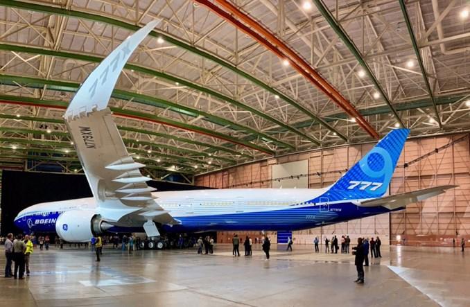 Prezes Emirates: Dostawy samolotów Boeing 777X mało prawdopodobne przed 2024