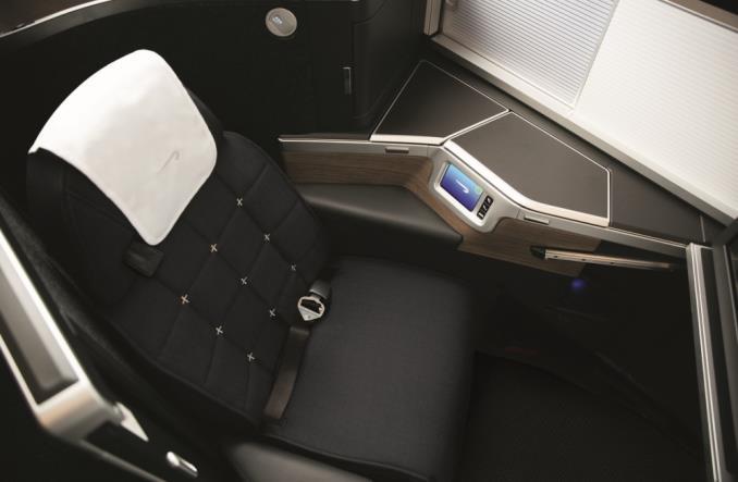 British Airways prezentują nową klasę biznes (Zdjęcia)