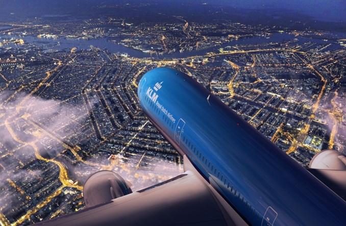 """KLM jeszcze bardziej """"eko"""". Będzie więcej lotów na biopaliwie"""
