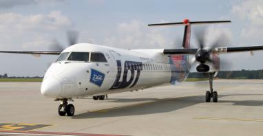 LOT rozwija się na lotnisku w Lublinie