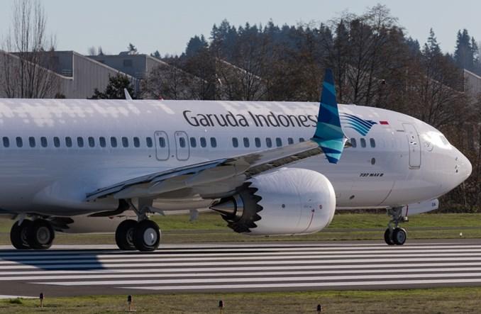 Garuda: Pasażerowie nie chcą MAX-ów. Rezygnujemy z zamówienia