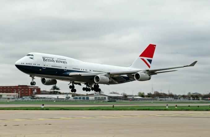 British: Ostatni B747 w barwach retro (ZDJĘCIA)