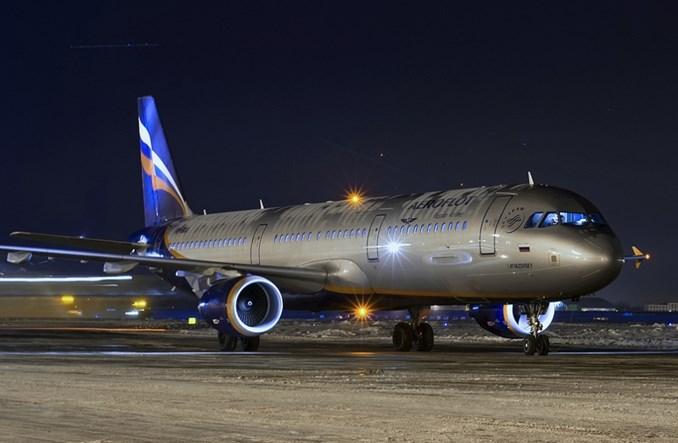 Grupa Aerofłot: Wyniki przewozowe za luty