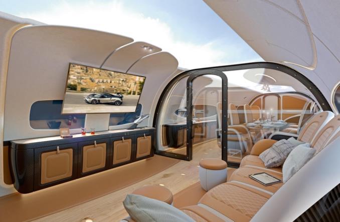 Luksusowy ACJ320neo dla Comlux