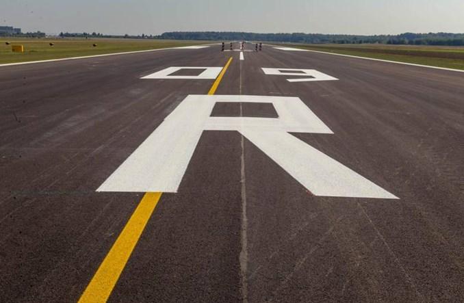 Lotniskowe wieści z Podlasia. Suwałki i Krywlany będą na czas