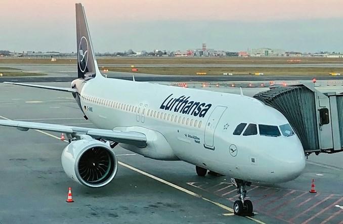 Lufthansa planuje zamówić samoloty wąskokadłubowe