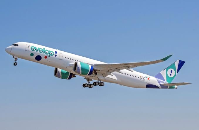 Evelop odebrał pierwszego A350-900