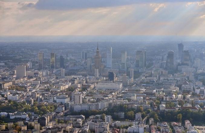 Będą nowe zdjęcia lotnicze Warszawy