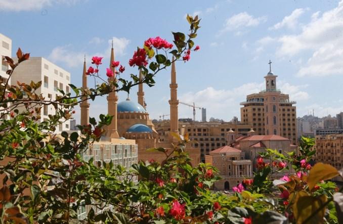 SAS śladem LOT-u stawia na Bejrut