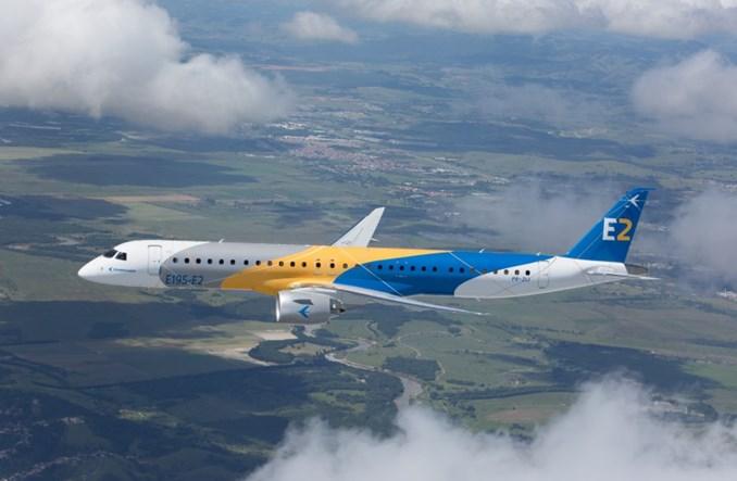Nigeryjskie linie Air Peace pierwszym operatorem E195-E2 w Afryce
