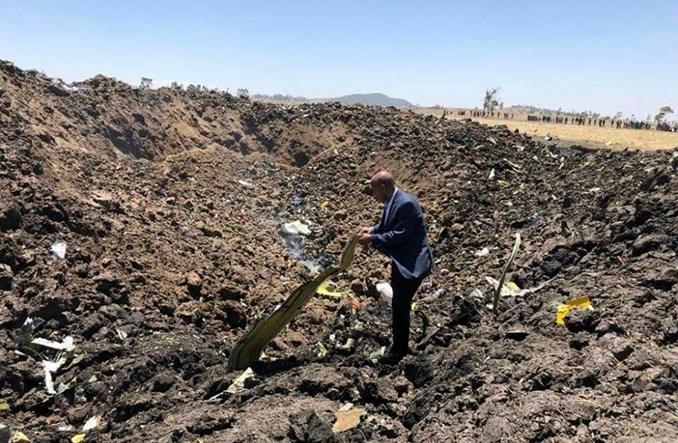 Jest wstępny raport po katastrofie Ethiopian Airlines. Piloci postępowali prawidłowo