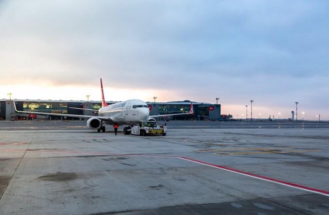 Stambuł: Rusza nowe lotnisko. LOT i CPK bacznie obserwują
