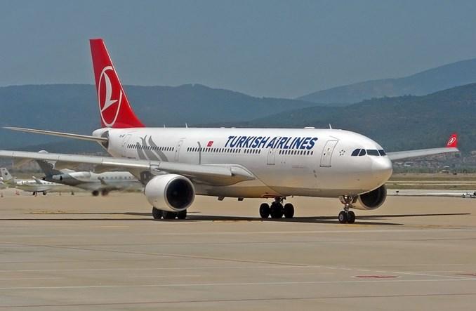 Turkish Airlines: Blisko 7 mln podróżnych we wrześniu