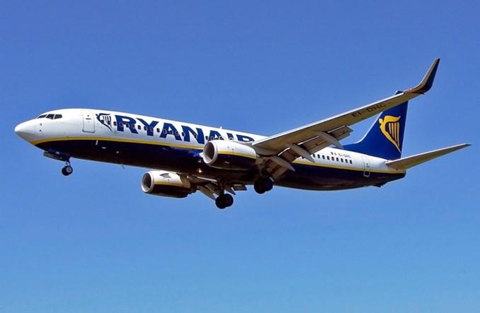 Ryanair otworzy dwie nowe trasy z Polski na Sardynię