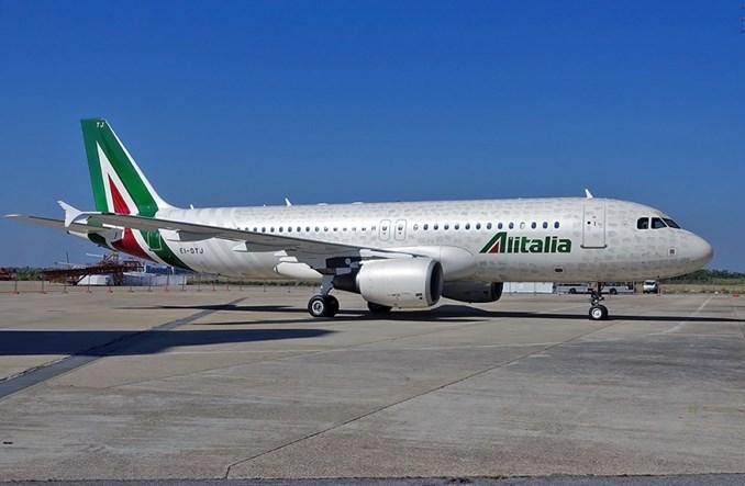 Alitalia zwiększy w lipcu siatkę połączeń o pięć krajowych tras